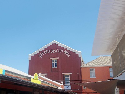 Old Biscuit Mill Kaapstad