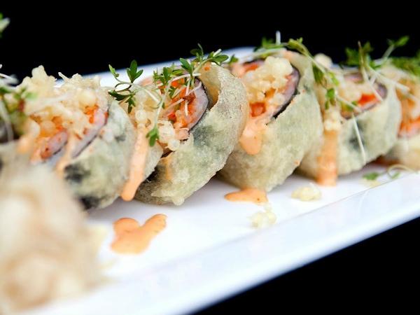 Sushi Barinn Reykjavik
