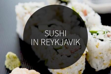 sushi in reykjavik