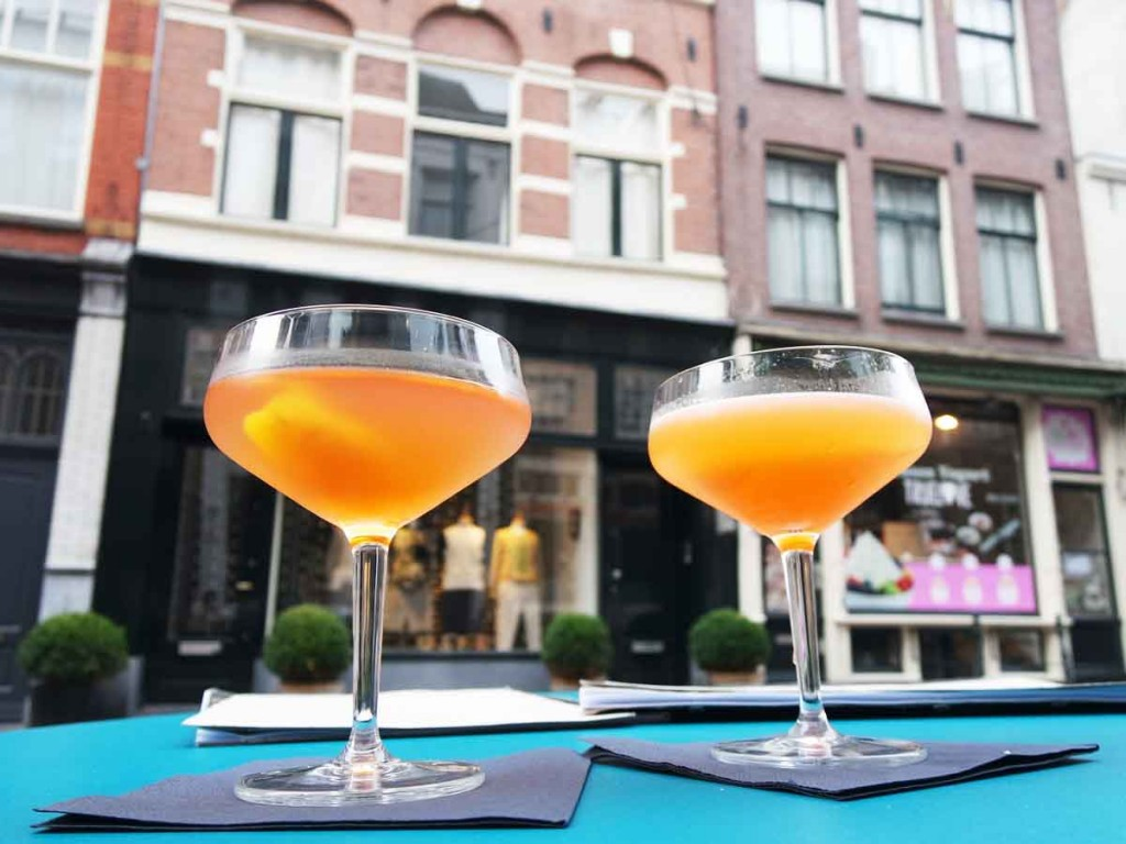 JD Williams Whisky Bar Amsterdam