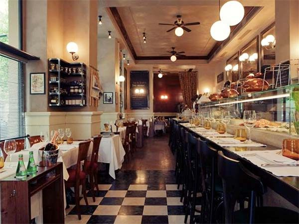 Langosteria 10 Bistrot & Bottega Milaan