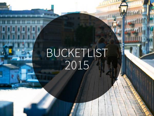Hoge Noorden bucketlist 2015