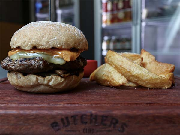 Butcher Club Burger Hong Kong