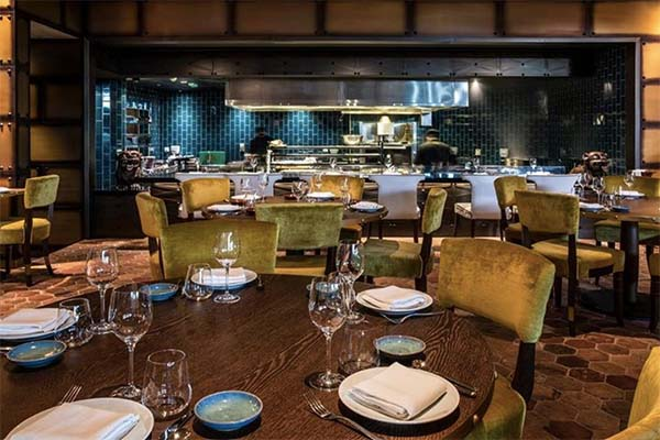 Coya Dubai Restaurants In