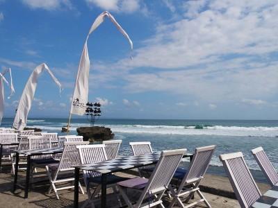 Echo Beach Restaurant Canggu Bali
