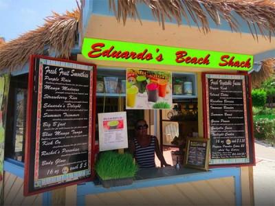 Eduardo's Beach Shack Aruba