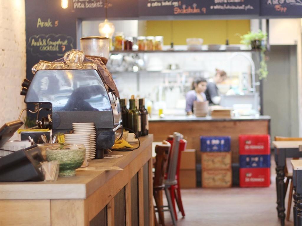 Hummus Bistrot Amsterdam