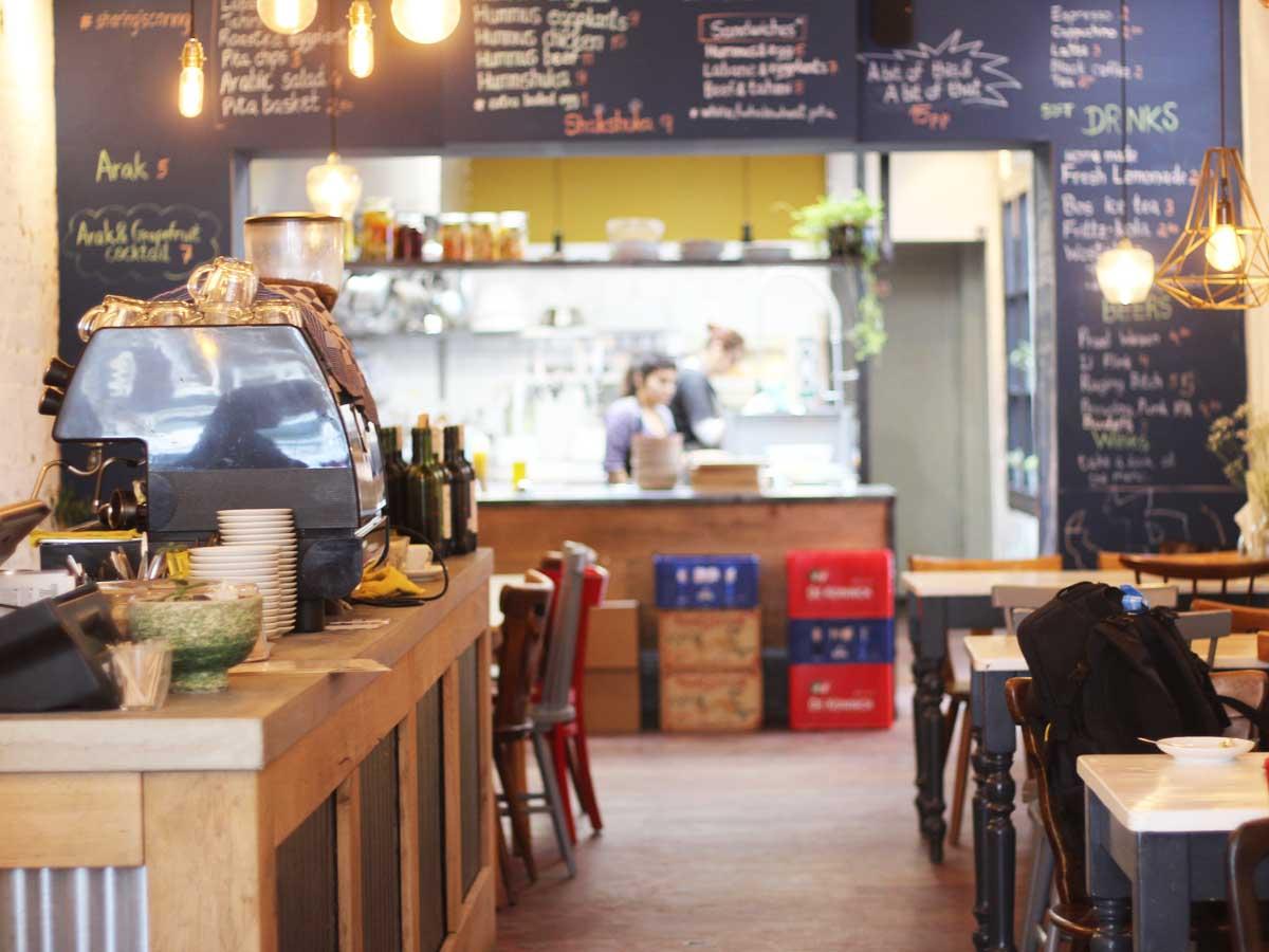 ontbijt en lunch in amsterdam
