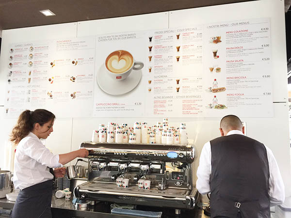 illy World Expo Milan