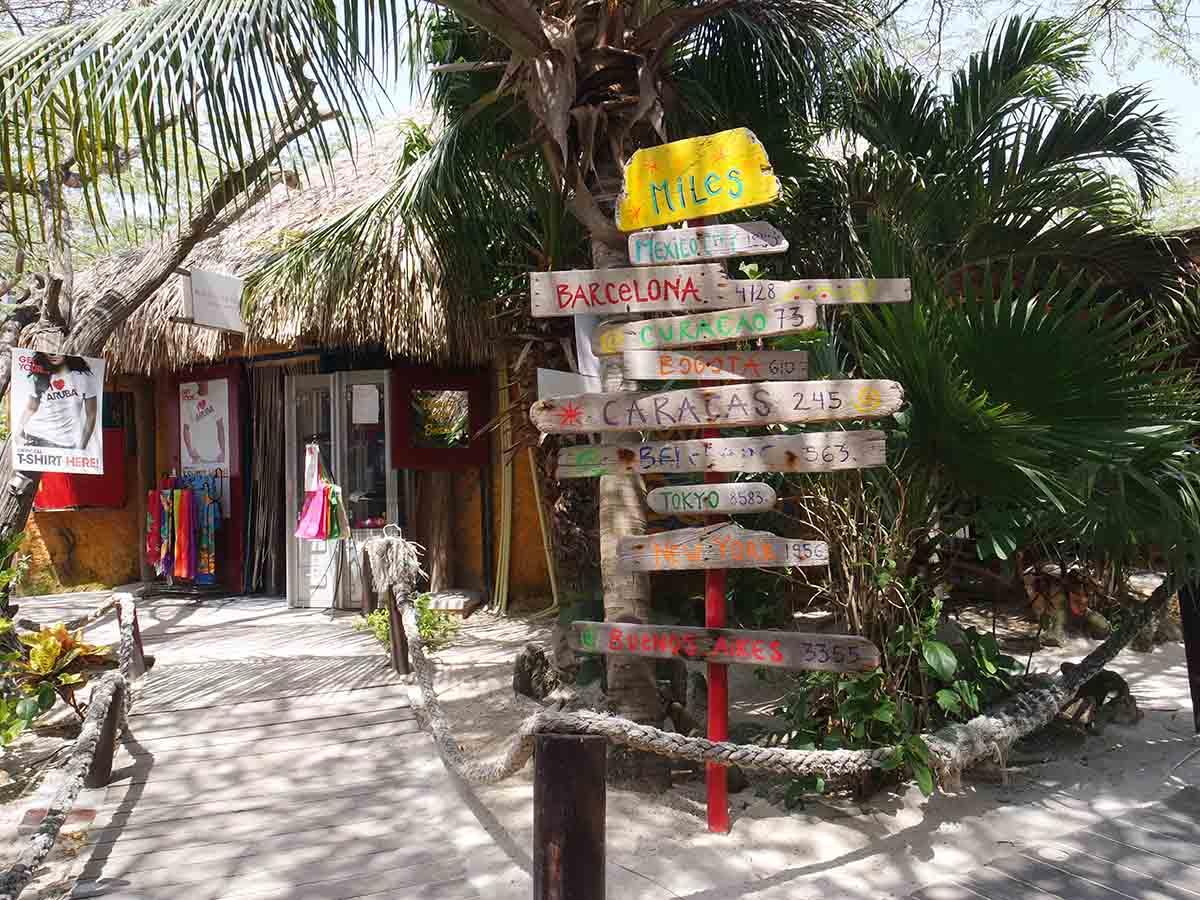 Hotels Near Moomba Beach Aruba
