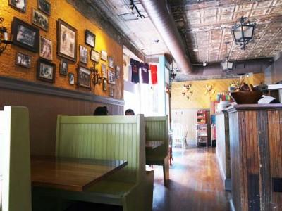 Orinoco Kitchen Boston