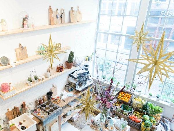 pluk Healthy hotspots in Amsterdam