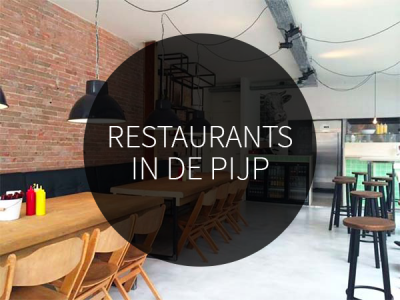 restaurants in de pijp