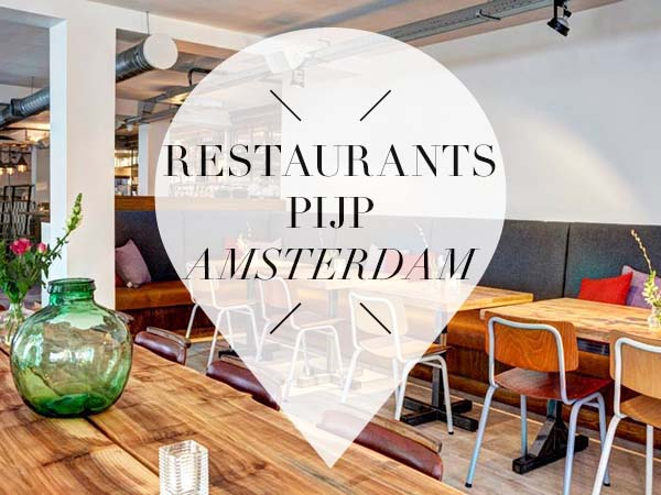restaurants pijp amsterdam pointer