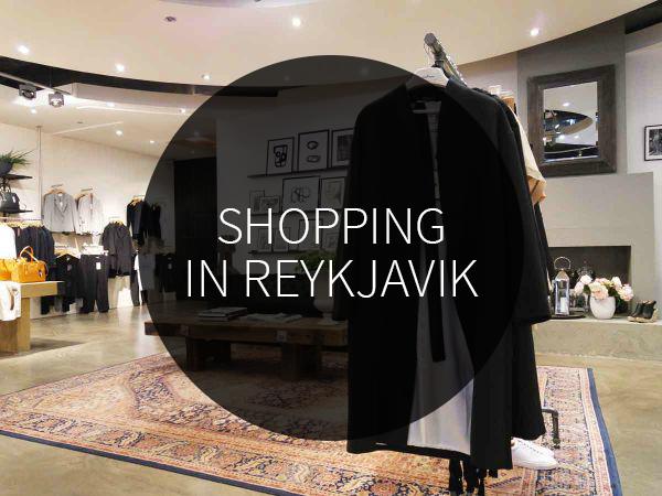 shopping in reykjavik