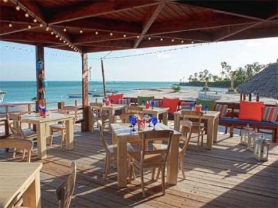 The West Deck Aruba