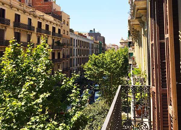 yök Casa + Cultura private balcony
