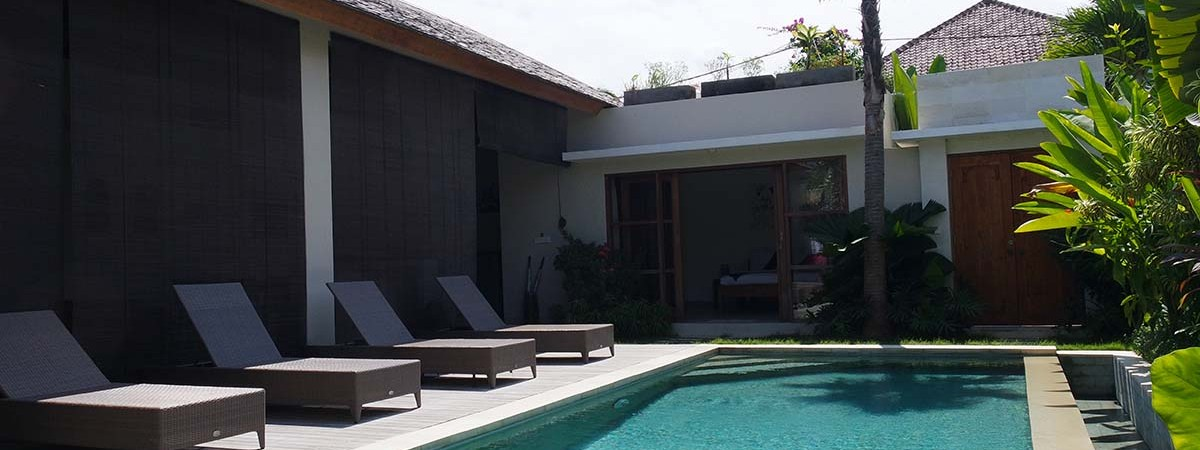 Villa Echo Beach Canggu Bali