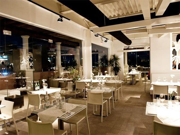 White Modern Cuisine Aruba