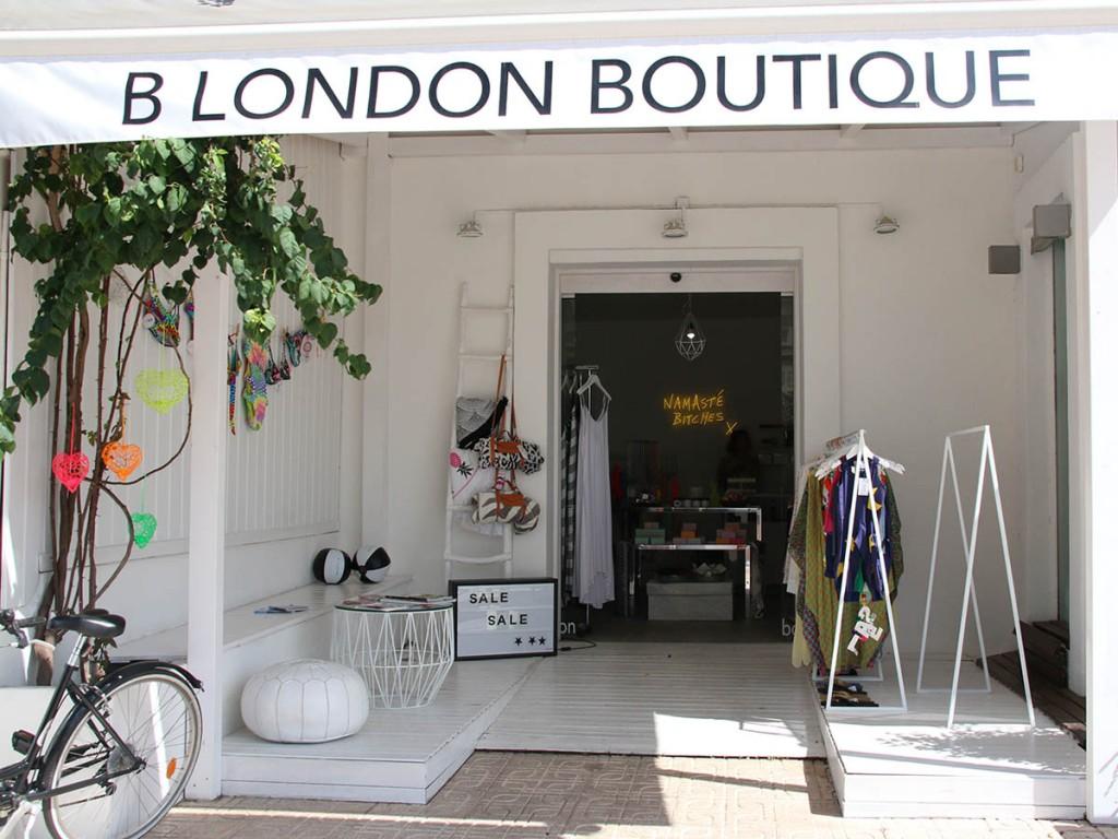 b london boutique ibiza