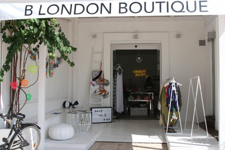 b london boutique ibiza