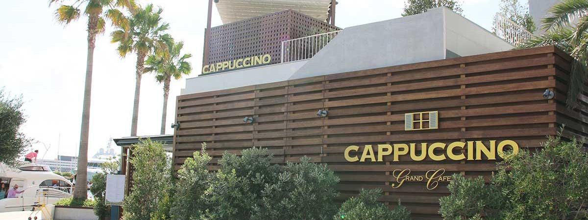 cappuccino ibiza
