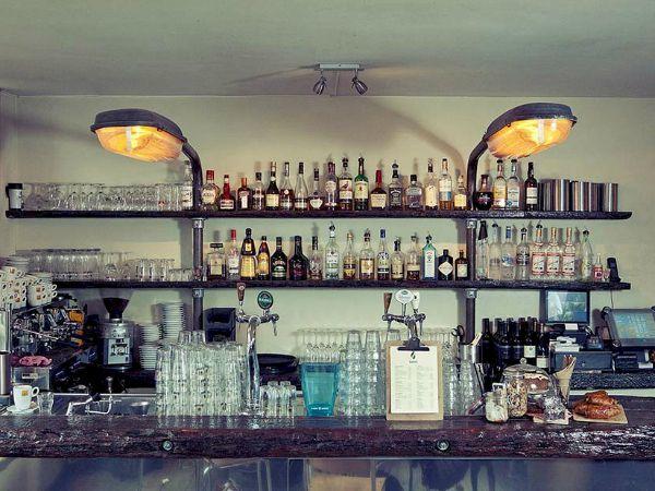 Bar Brandstof Amsterdam