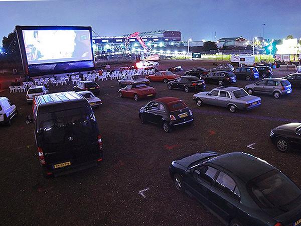 Driving north drive in bioscoop amsterdam 1 11 oktober for Drive in bioscoop
