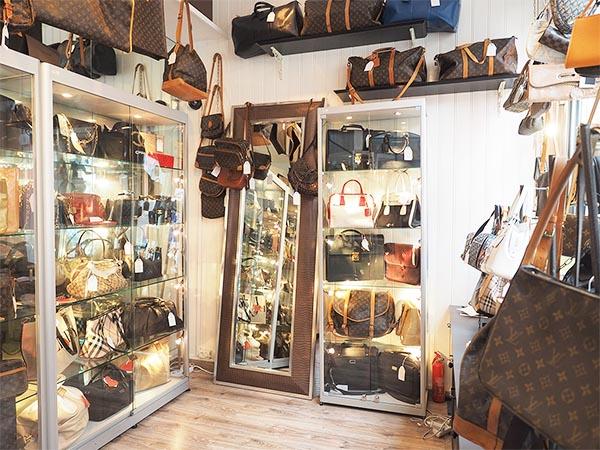 Tassenzaak Amsterdam : Designer vintage in amsterdam ?toile de saint honor?