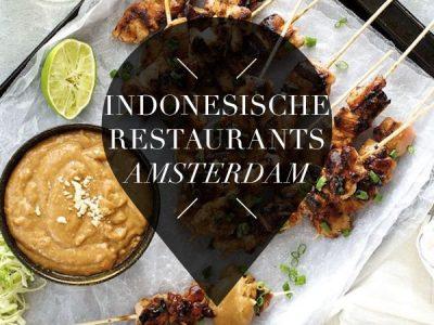 indonesische restaurants in Amsterdam