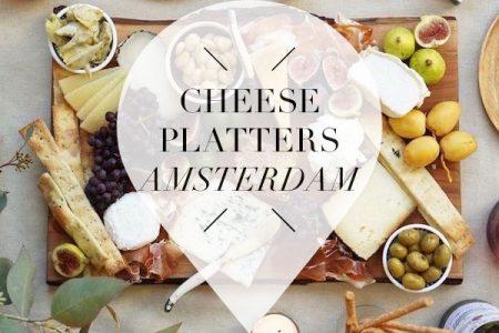 cheese platters amsterdam