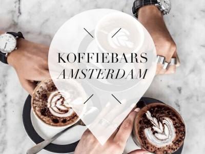 koffiebars in amsterdam