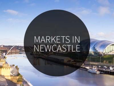 Quayside Market Newcastle