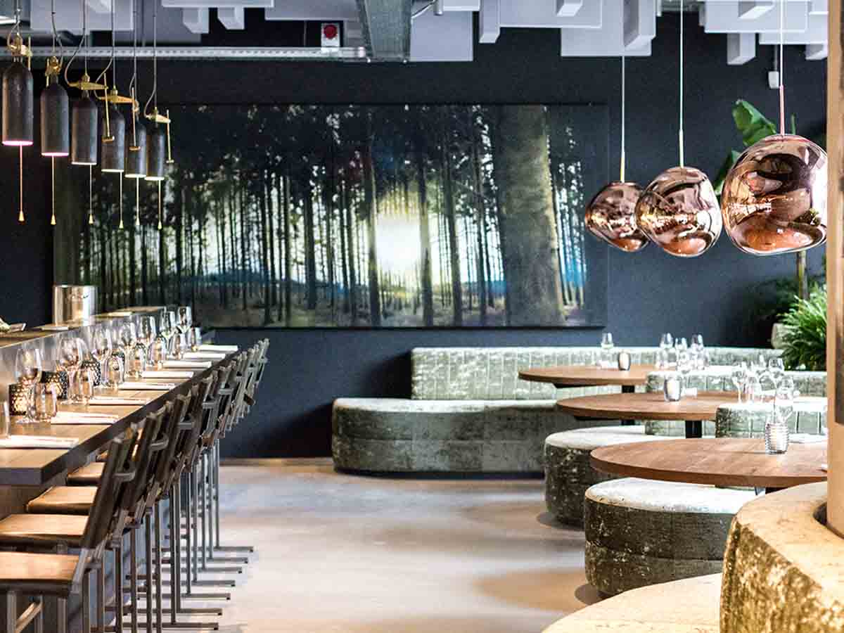 restaurant c amsterdam amsterdam city guide. Black Bedroom Furniture Sets. Home Design Ideas