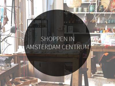 Shoppen Amsterdam Centrum