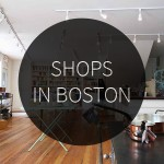 Shoppen in Boston