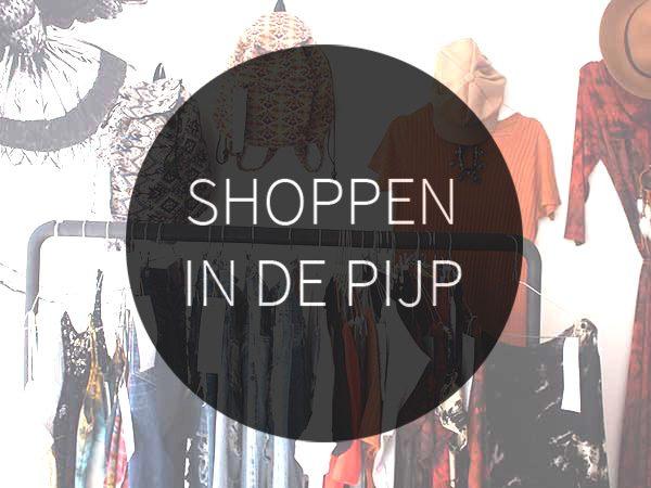 Shoppen in de Pijp Amsterdam