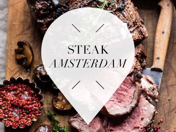 steak restaurants in amsterdam