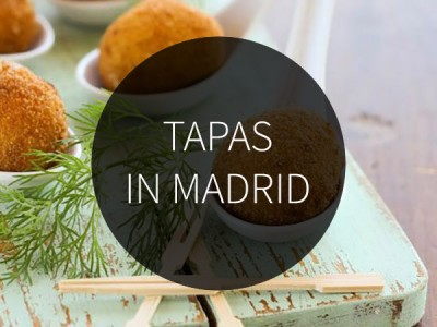 tapas in madrid