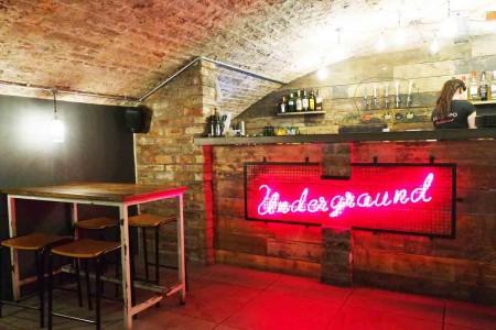 The Fat Hippo Underground Newcastle