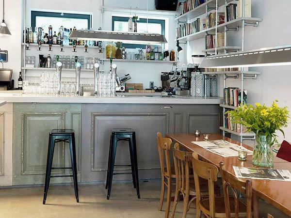 Cafe De Bieb in Amsterdam