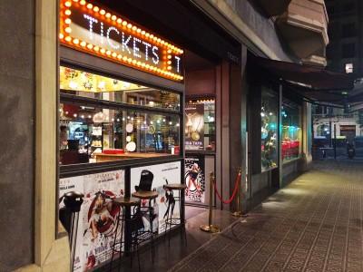 Tickets Bar Barcelona Restaurant