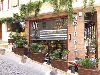 Noir Pit Coffe & Co Istanbul 4