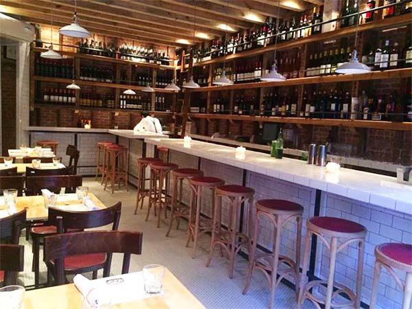 Aria Wine Bar New York