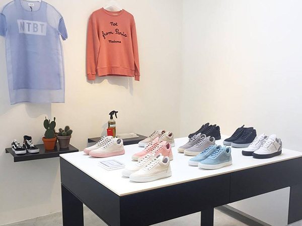 Sneaker stores Amsterdam // Amsterdam City Guide