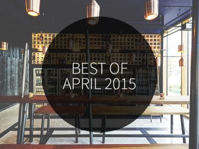 best of april 2015
