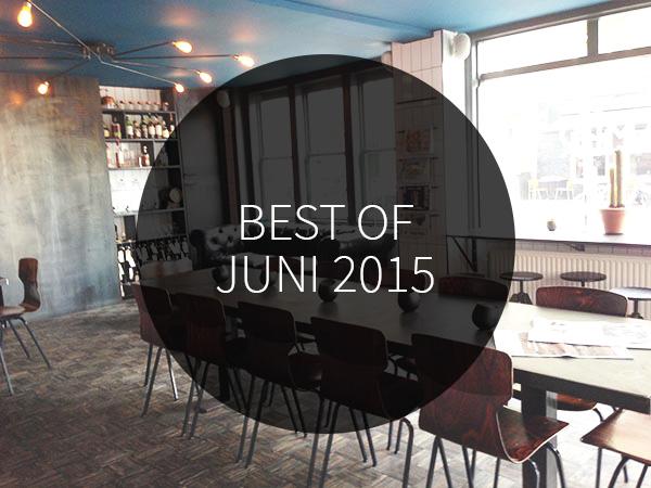 best of juni 2015