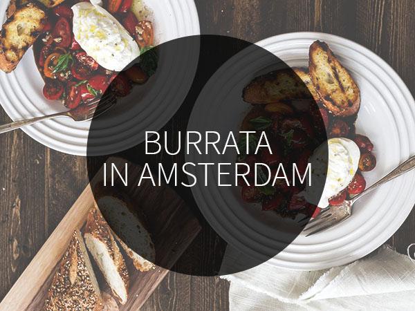 burrata in amsterdam