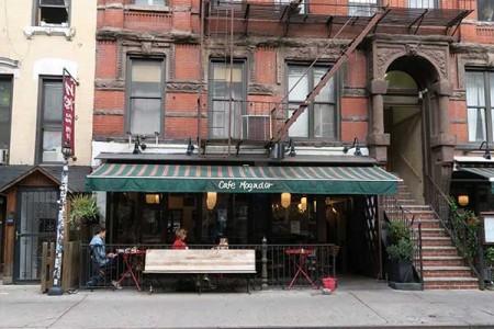 Cafe Mogador New York