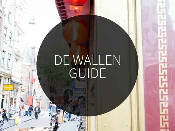 De Wallen Guide